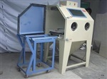 湛江喷砂机 直销模具手动喷砂机 五金打砂机高效率
