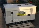 15千瓦静音柴油发电机220V