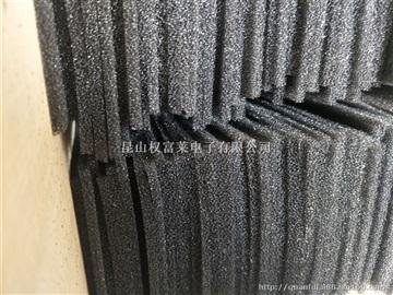 降噪音过滤棉 室内新风机的风口防尘棉 消音过滤棉