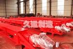 管式螺旋输送机螺旋输送机特点螺距长度泊头久运