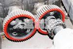 新安装的轮箍检查的过程