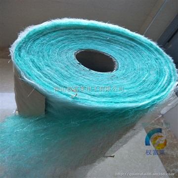 玻璃纤维 漆雾毡地棉 阻漆网 漆雾过滤棉