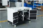献血车载12千瓦水冷发电机