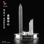 楼模定制,水晶楼模纪念品,水晶楼模摆件礼品