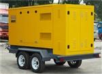 拖拉式移动150千瓦柴油发电机