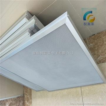 铝基光氧板二氧化钛过滤网 除臭除甲醛光触媒板加框