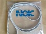 进口日本NOK同步带聚氨酯加钢丝传动带齿形带耐磨皮