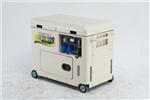 车载小型6KW静音柴油发电机
