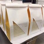 食品袋用牛皮纸 开窗面包袋用白牛皮纸 进口白牛皮纸