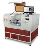 电镀膜片/UV转印防爆膜高精度激光切割机