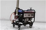 6KW汽油发电机自带照明灯