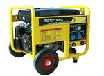 190A汽油发电电焊机单相220v