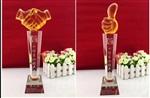 深圳企业表彰大会奖杯,广州创意五星奖杯