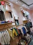毕节市欧式单杠展示架服装店展示架落地式男女装店货架