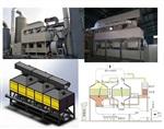邹平伟航大型催化燃烧设备,中央除尘设备,活性炭柜