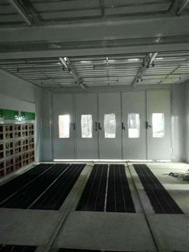 邹平伟航新式汽车烤漆房,光氧催化设备,活性炭柜伟航