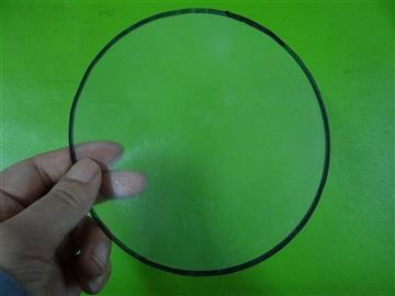夾膠玻璃用高透光節能絕熱膜RT501