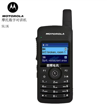 四川摩托罗拉对讲机SL1K MOTOROLA数字手