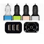 3個USB 接口車充
