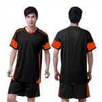 808黑色足球訓練服