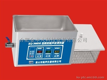 供應臺式數控超聲波清洗器3L 100W
