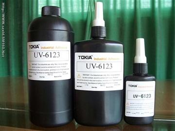供应UV-6123、UV紫外线胶、无影胶、光固化胶