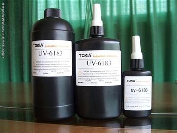 供应UV-6183、UV紫外线胶、无影胶、光固化胶