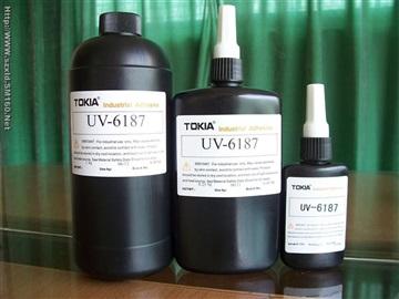 供應UV-6187、UV紫外線膠、無影膠、太陽膠
