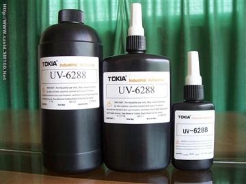 供應UV-6288、UV紫外線、無影膠、太陽膠水