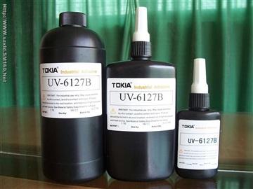 供应UV-6127B胶水、紫外线胶、无影胶、太阳胶水