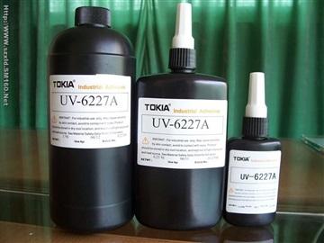 供应UV-6227A、UV紫外线胶、无影胶、太阳胶水