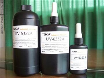 供應UV-6352A紫外線膠、無影膠、太陽膠水、