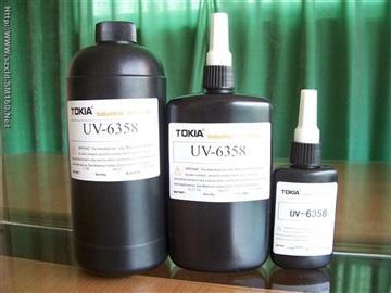 供应UV-6358UV胶水、紫外线胶、无影胶、太阳胶水