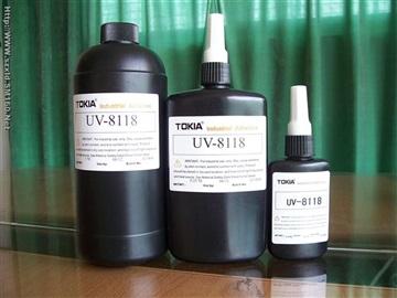 供應UV-8118UV膠水、紫外線膠、無影膠、太陽膠水