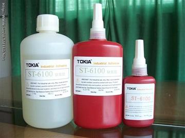 供应ST-6100缺氧胶、厌氧胶、螺丝胶水、轴承固定胶