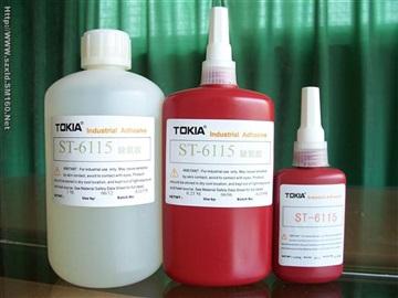 供应ST-6115缺氧胶、厌氧胶、螺丝胶水、轴承固定胶