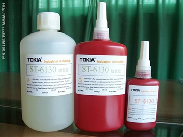供应ST-6130缺氧胶、厌氧胶、螺丝胶水、轴承固定胶