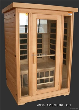 远红外频谱桑拿房--infrared sauna