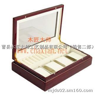 高光木制首饰盒