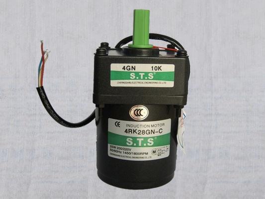 供应 调速阻尼刹车可逆式正反转电机
