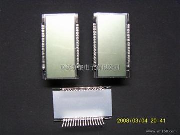 供应四位带小数点LCD液晶显示屏