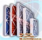 供应上海粗效纸框空气过滤器(过滤棉,过滤网),江苏