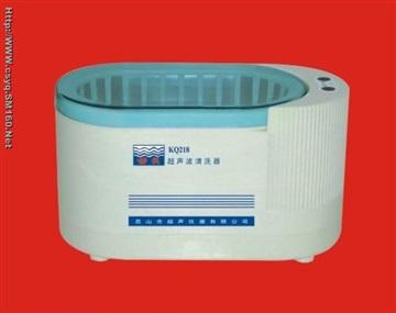 供應臺式超聲波清洗器  0.6L  100W