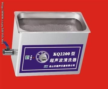供應臺式超聲波清洗器  3L  100W