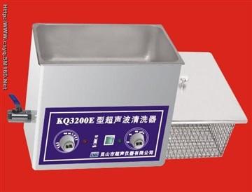 供应台式超声波清洗器  6L 150W