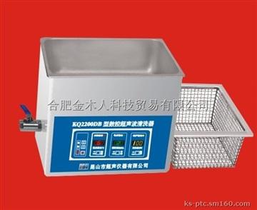 供应台式数控超声波清洗器    3L   100W
