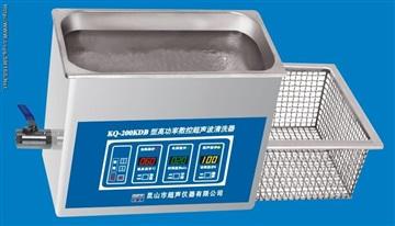 供应台式数控高功率超声波清洗器  6L  200W