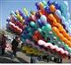 供应螺旋麻花卡通乳胶氢气球批发螺旋1米多长乳胶气球