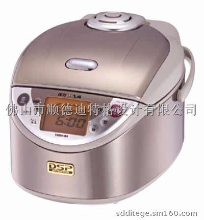 电饭煲,电饭锅设计,工业设计,产品设计,结构设计