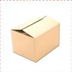 中山小榄电器包装纸箱 黄色五层纸箱 日用品纸箱包装